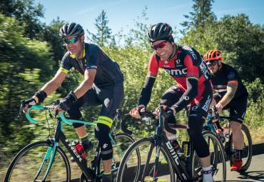 ¿Conoces las lesiones más habituales de los ciclistas?
